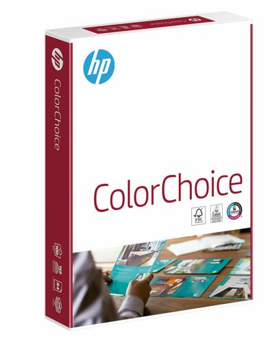 glatt CHP751 weiß 500Blatt HP Color-Choice Drucker-//Laserpapier 100g DIN-A4