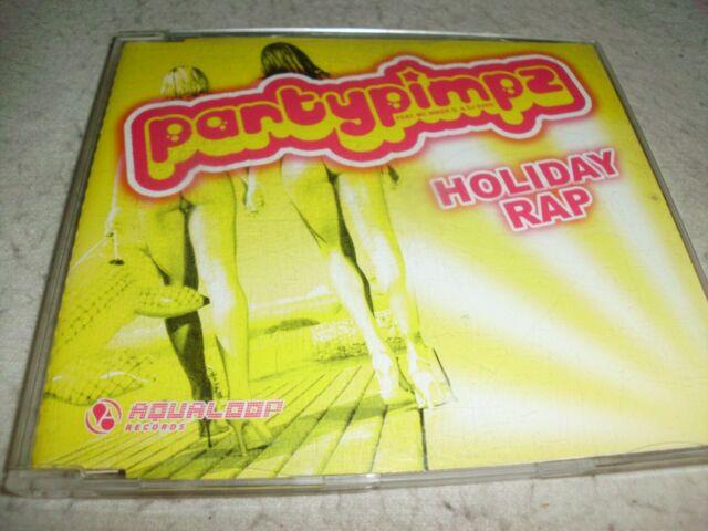 Partypimpz - Holiday Rap - Maxi CD gebraucht gut