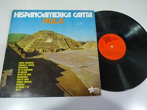 "Lateinamerika Singt Vol 2 Trio Skulls 1975 - LP vinyl 12 "" VG/VG"