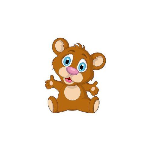 Sticker enfant Ourson réf 3721