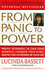 From Panic to Power by Lucinda Bassett (Paperback, 1996)