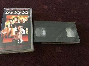 THE-BIG-HIT-MARK-WAHLBERG-LOU-DIAMOND-PHILLIPS-SEALED-VIDEO-VHS