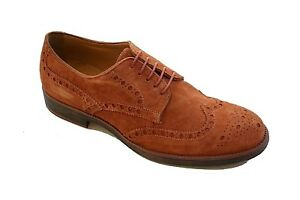 Details zu Geox Jaylon Budapester Business Office Schuhe Halbschuhe Schnürschuhe Vollleder