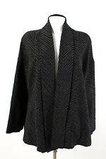 ELEMENTE CLEMENTE Jacke Gr. EG Wolle Übergangsjacke Lagenlook Jacket