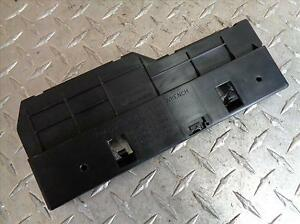 04 bmw 325 ci convertible plastic fuse box lid cover panel oem image is loading 04 bmw 325 ci convertible plastic fuse box