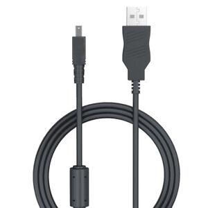 Sincronización de datos USB cable de plomo para SONY Cyber-Shot DSC-W190 DSC-W310 DSC-W320 DSC-W330