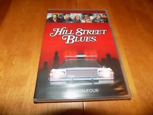 Details about HILL STREET BLUES SEASON 4 Detective Police Series TV Classic  DVD SEALED NEW