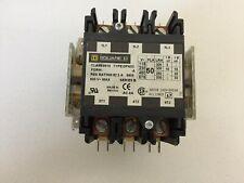 Square D Definite purpose contactor Cat 8910DPA53 208-240 Volt Coil