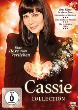 CASSIE THE GOOD WITCH (3 movie set) -   DVD - PAL Region 2 - New