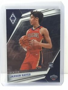 2019-20-Panini-Chronicles-Phoenix-567-Jaxson-Hayes-RC-Rookie-Pelicans