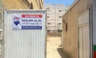 Terreno comercial en Renta Colonia Independencia Tijuana
