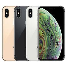 "Apple iPhone XS 64GB ""Factory Unlocked"" 4G LTE iOS 12MP Camera Smartphone"