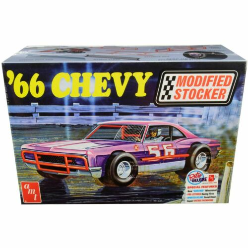 in Factory Sealed Box 1//25 New amt 1966 Chevy Modified Stocker 2020