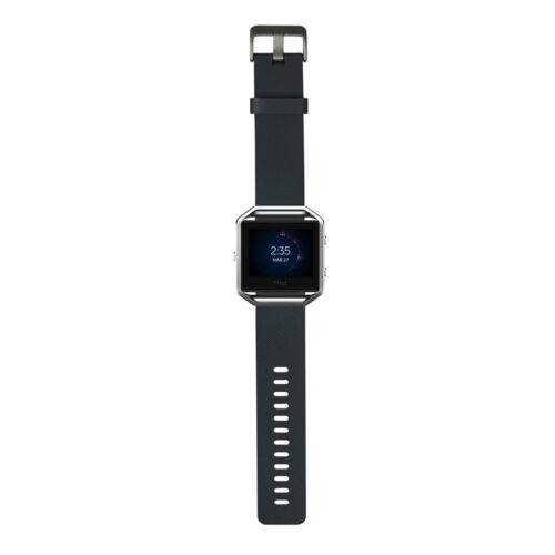Replacement TPE Rubber Band Strap Wristband Bracelet For Fitbit Blaze L//S New