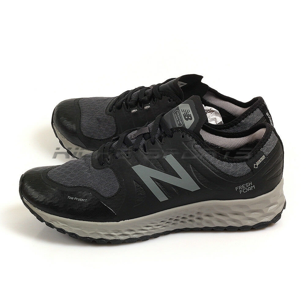 New Balance MTKYMWB1 2E Black & Grey Wide Trail Running Shoes Sneakers 2018 NB