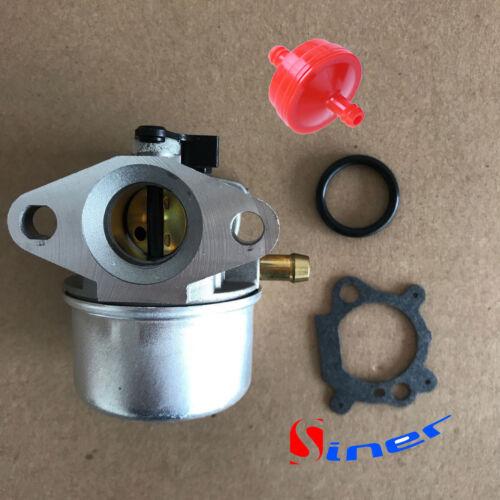 Carburetor For Troy-Bilt Z-Start 6.5HP Lawn Mower 21 Briggs & Stratton 6.50 HP