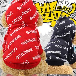 Pet-Dog-Cat-Hooded-Warm-Coat-Jacket-Costume-Clothing-Small-Large-Winter