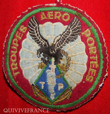 IN1886 - PATCH TROUPES AERO-PORTEES