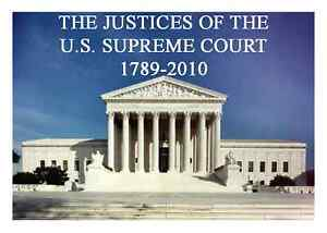 U-S-SUPREME-COURT-JUSTICE-CARD-SET-GREAT-LAWYER-GIFT