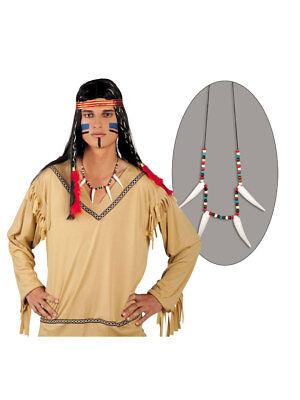 """Halskette """"indians"""" Party Kostüm Accessoires"""