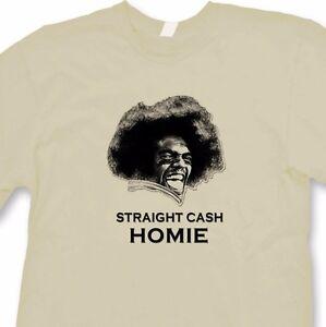 the latest b3733 fc5d4 Details about Straight Cash Homie San Franciscos Randy Moss T-shirt jersey  49ers Tee Shirt