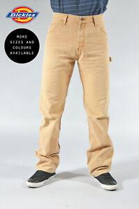 Dickies-Cargo-Pantalones-De-Trabajo-Pantalones-de-grado-a-W30-W32-W34-W36-W38-W40