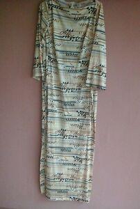 Anzüge & Anzugteile Vintage 1960 Tricosa Paris Muster Langes Kleid Groß Wie Ist MöChten Sie Einheimische Chinesische Produkte Kaufen?