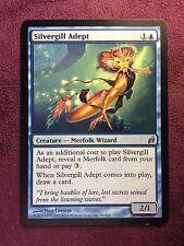 Silvergill Adept   VO   -  MTG Magic (EX)