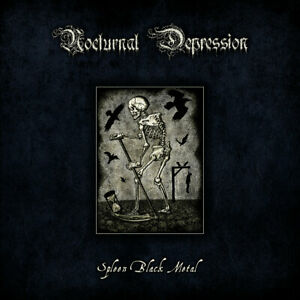 Nocturnal-Depression-Spleen-Black-Metal-CD
