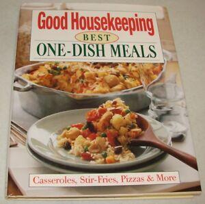 Good-Housekeeping-Best-One-Dish-Meals-Casseroles-Stir-Fries-Pizzas-amp-More-HC-DJ