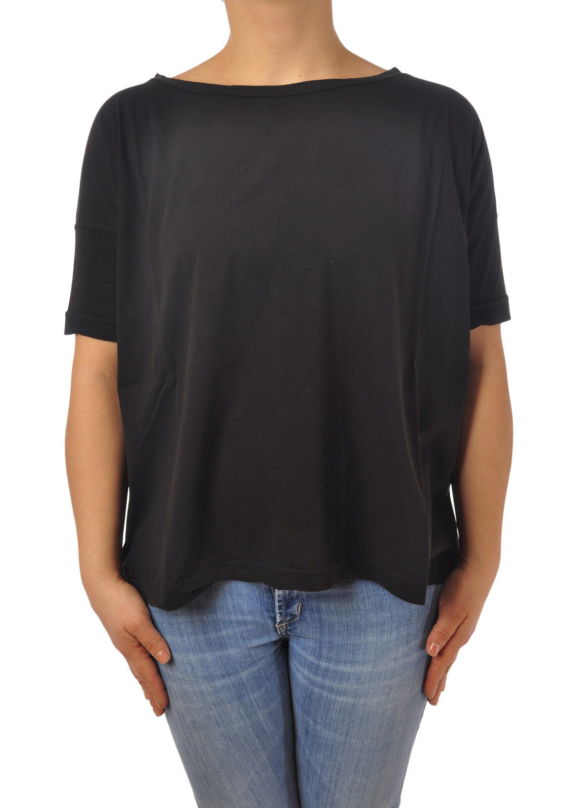 CROSSLEY - Topwear-T-shirts - Woman - schwarz - 5076010H181525