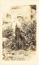 Wise County KY John Wesley ?Devil? Wright U.S. Marshal Real Photo Postcard.