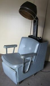 belvedere salon chairs. Image Is Loading VINTAGE-BEAUTY-SALON-CHAIR-DRYER-BELVEDERE-FIRST-LADY Belvedere Salon Chairs E