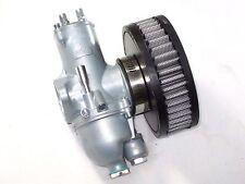 K & N air filter Triumph BSA fits Amal 928 930 932 TR6 Thunderbolt A65 A50 T120