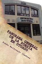 Panorama General de la Poesía en Utuado by Rubén Maldonado Jiménez (2012,...