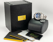 Pre-Owned Breitling Cockpit B50 w/ Box & Papers, Includes Complete Charging Set!