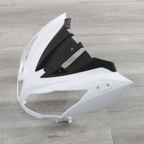 Front Nose Upper Fairing Verkleidung Für Kawasaki Ninja 650 EX650 ER6F 12-15 4A