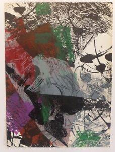 Lithographie-pour-la-revue-Derriere-Le-Miroir-Jean-Paul-Riopelle-1968
