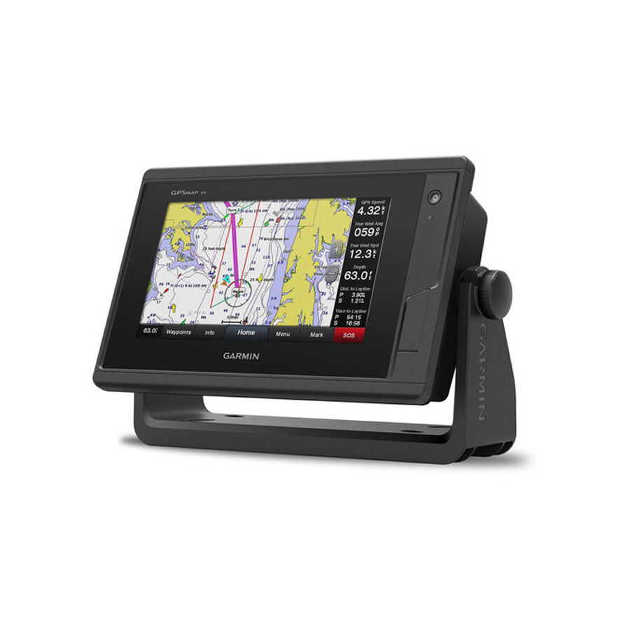 GARMIN GPSMAP 722xs eco-chartplotter CHIRP con touch touch touch da 7 pollici 010-01738-02 2a0a38