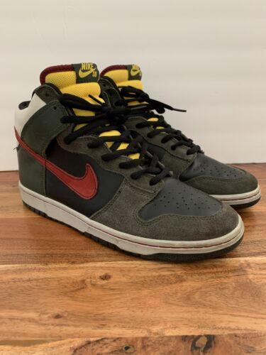 Nike SB Dunk High Boba Fett Sz 9 STAR WARS