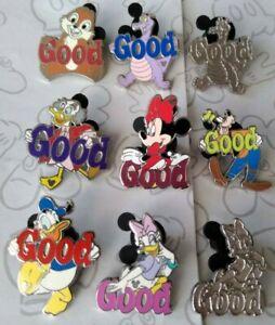 Good-2010-2011-Hidden-Mickey-Series-Walt-Disney-World-Set-WDW-Choose-a-Pin