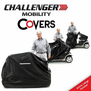 MOBILITY-COVER-Vinyl-Heavy-Duty-Scooter-amp-Power-Wheelchair-All-Sizes-Best-Buy