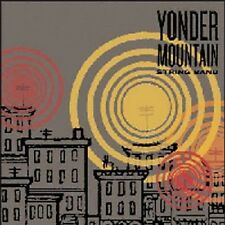 Yonder Mountain String Band Self-Titled CD 2006 Bluegrass Country