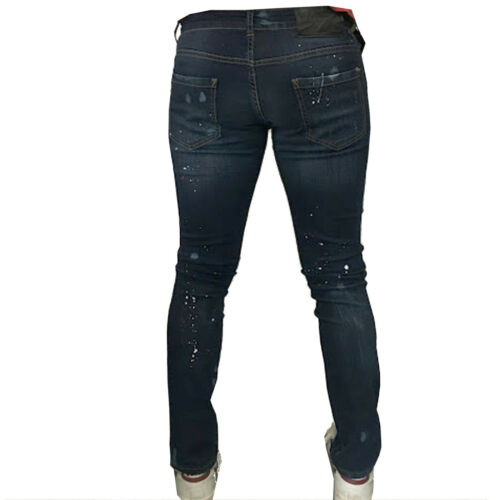 DSQUARED2 Men/'s Jeans S71LB0105 S30342 Slim Jeans