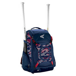 Easton Walk Off Iv Baseball Softball Fastpitch Bat Bag Batpack Backpack A159027 Stars