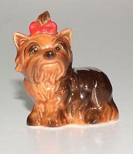 Goebel 515. Miniature Yorkshire Terrier.