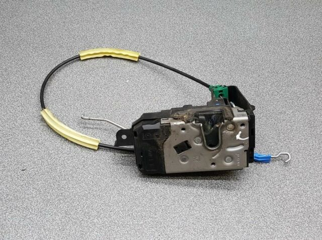 Opel Astra Mk5 04-10 N / IZQUIERDO Mecanismo de la Cerradura Puerta Delantera