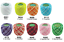 thumbnail 10 - 12 x 65m Circulo AQUARELLE Perle #12 Embroidery Tatting Thread message me Codes