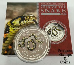 2013-Year-of-the-Snake-1oz-Silver-Coloured-Australian-Proof-Coin