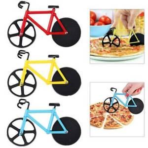 Bike-Bicycle-Shaped-Pizza-Cutter-Wheel-Roller-Cutters-Slicer-Chopper-Tool-Uk
